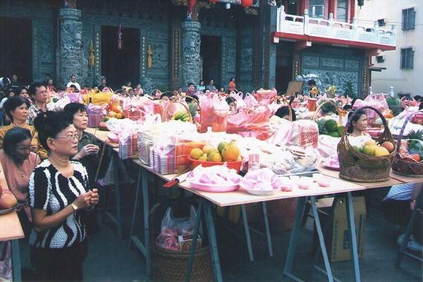 農曆十月初三謝平安日